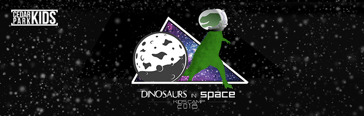 Kids Camp: Dinosaurs in Space